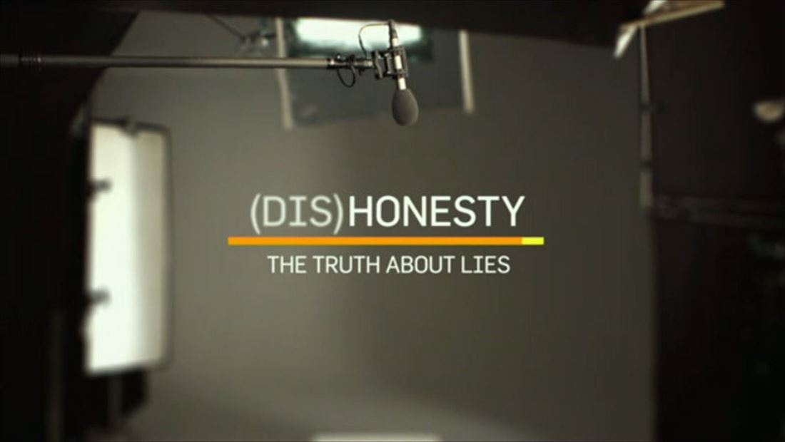 Dishonesty: The Truth About Lies