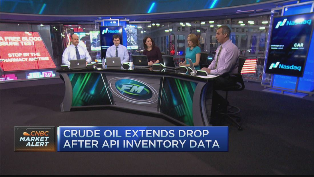 Fast money traders on cnbc