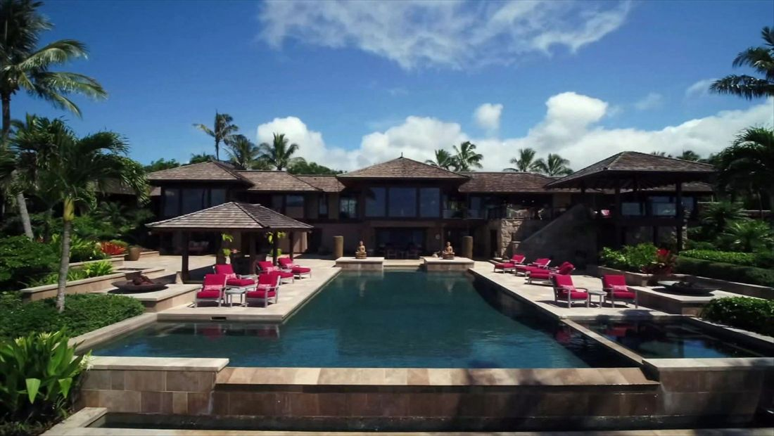 The Priciest Mansion in Hawaii