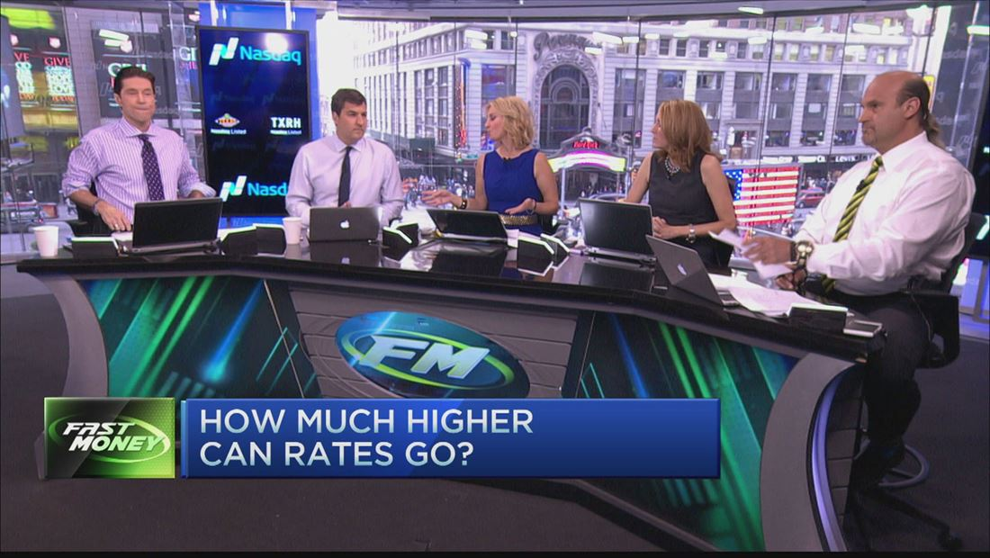 CNBC - Watch Full Episodes | CNBC | Fast Money - May 6, 2015