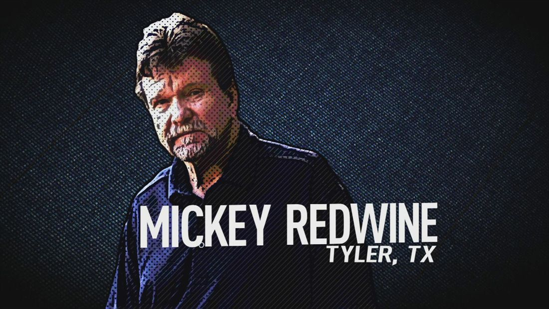 The Legend of Mickey Redwine